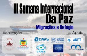 Slide III Semana Internacional da Paz